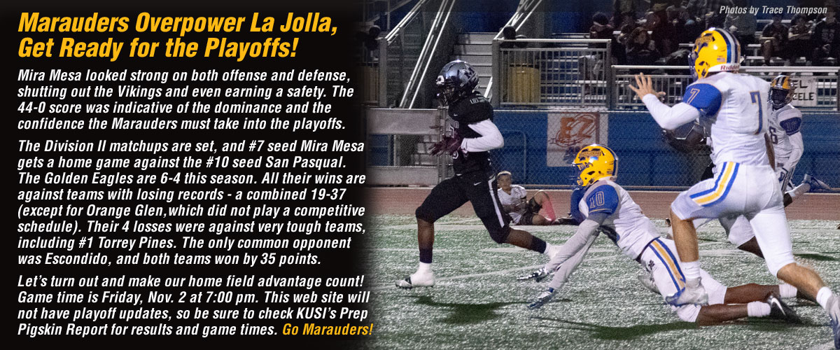 La Jolla Win-Playoffs