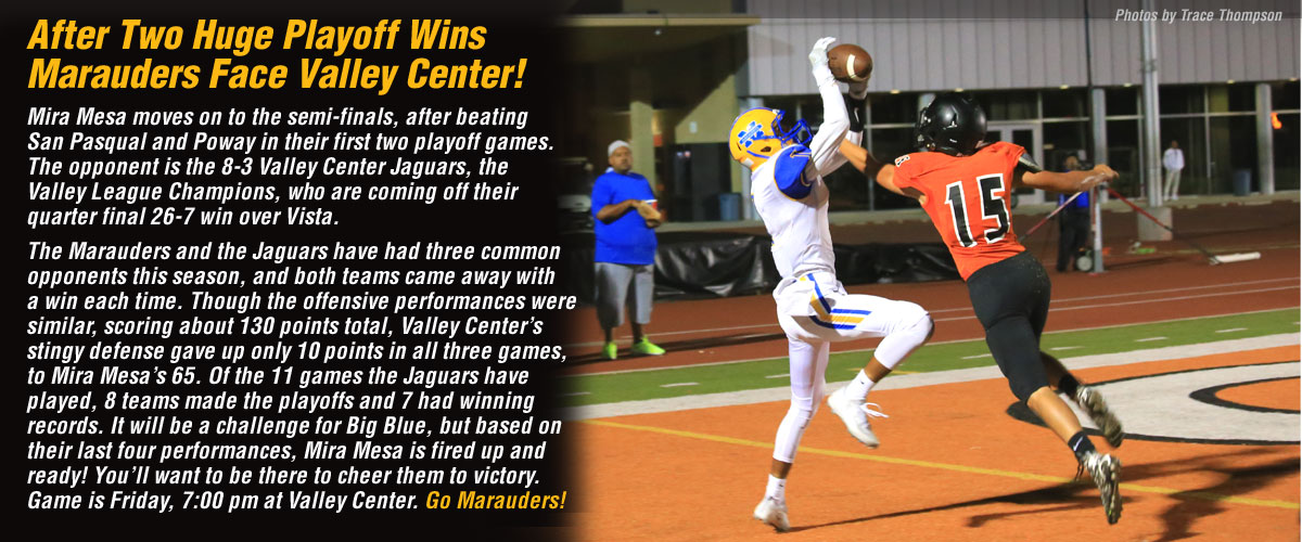 Valley Center Playoff